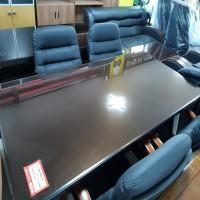 카펠라 회의용 테이블 + 하이퍼스 엑스포 의자4개