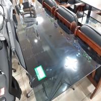 유리 회의 테이블 (중역)