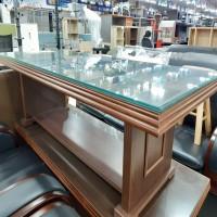중역 쇼파 테이블