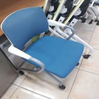 바퀴 달린 의자