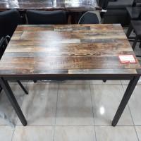 1200 x 600 루키 테이블 (블랙 빈티지)