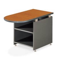 [PT518] U형수납보조테이블/탁자