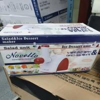 [PT99990042] 노밸로 천연샐러드 아이스크림 제조기